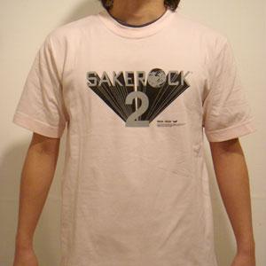 SAKEROCK 2 - ライトピンクボディ×黒プリント