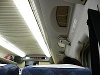 東京までは新幹線(自由席)で日帰りでした。