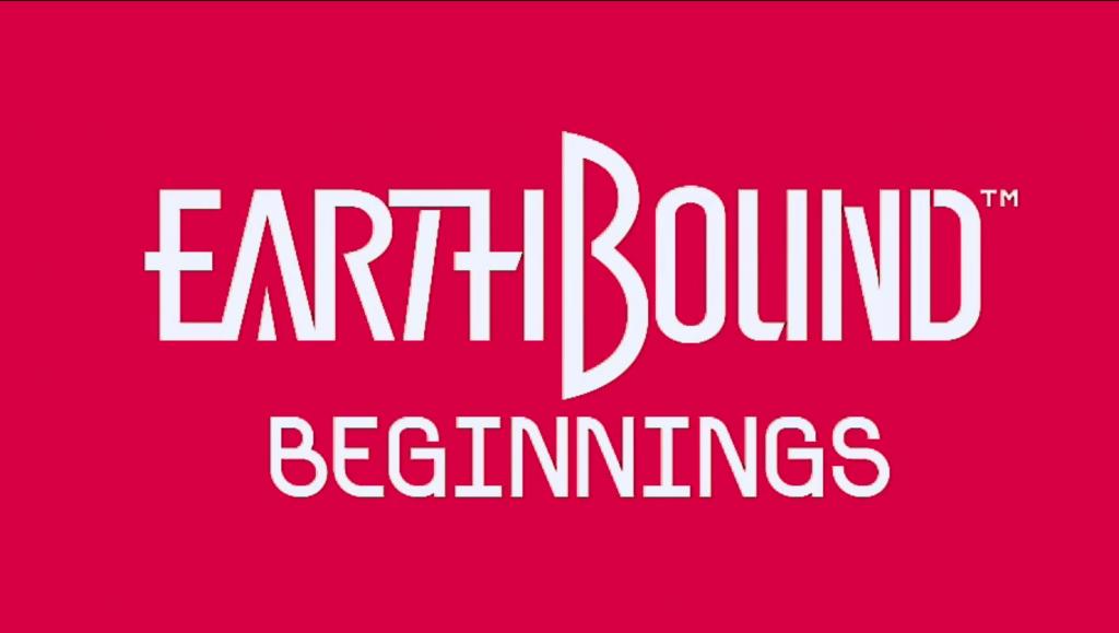 Earthbound Beginnings タイトルロゴ