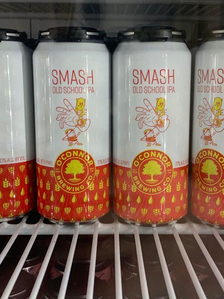 ネスらしきキャラクターが描かれたスマブラオマージュ(非公式)のビールが登場